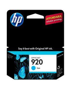 Genuine HP 920 Cyan Ink Cartridge (CH634AN)