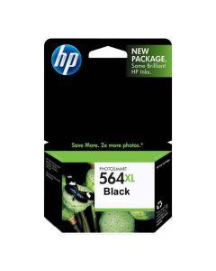 Genuine HP 564XL Black Ink Cartridge (CN684WN)