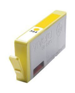 KLM Remanufactured HP 564 Yellow Ink Cartridge (CB320WN)