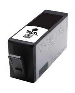 KLM Remanufactured HP 920XL Black Ink Cartridge (CD975AN)