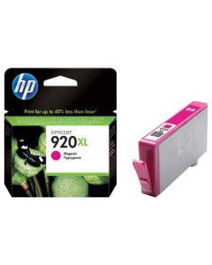 Genuine HP 920XL Magenta Ink Cartridge (CD973AN)