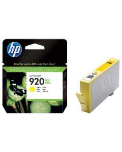 Genuine HP 920XL Yellow Ink Cartridge (CD974AN)