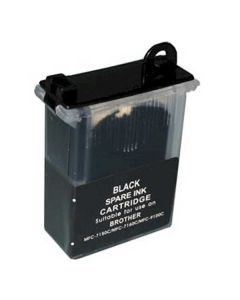 Compatible Brother LC02BK Black Ink Cartridge