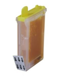Compatible Brother LC04Y Yellow Ink Cartridge
