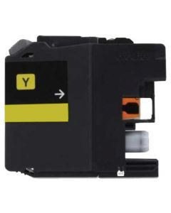 Compatible for Brother LC101Y Yellow Ink Cartridge