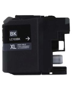 Compatible for Brother LC103BK Black Ink Cartridge