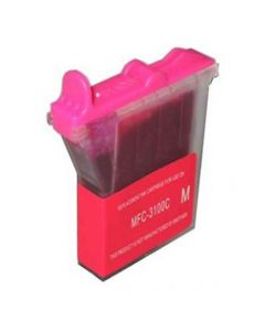 Compatible Brother LC21M Magenta Ink Cartridge
