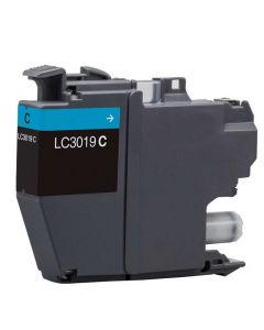 Brother LC3019C Cyan Compatible Ink Cartridge