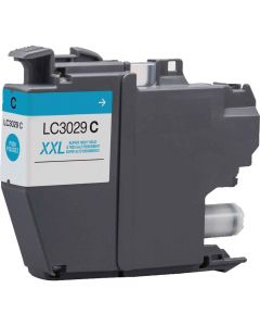 Brother LC3029C Cyan Compatible Ink Cartridge