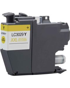 Brother LC3029Y Yellow Compatible Ink Cartridge