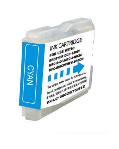 Compatible Brother LC51C Cyan Ink Cartridge