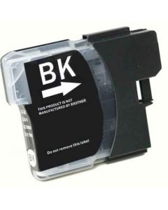 Compatible Brother LC65HYBK Black Ink Cartridge