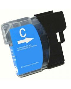 Compatible Brother LC65HYC Cyan Ink Cartridge
