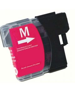 Compatible Brother LC65HYM Magenta Ink Cartridge