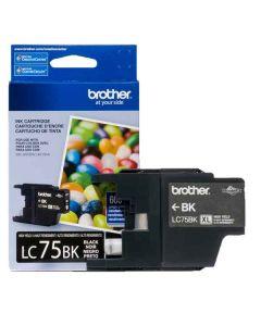 Genuine Brother LC75BK Black Ink Cartridge