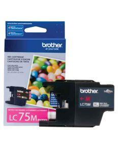 Genuine Brother LC75M Magenta Ink Cartridge