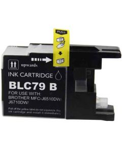 Compatible Brother LC79Bk Black Ink Cartridge