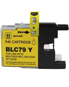 Compatible Brother LC79Y Yellow Ink Cartridge
