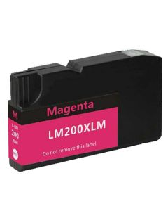 Compatible Lexmark 200XL Magenta Ink Cartridge (14L0176)