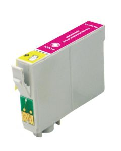 KLM Remanufactured Epson T0786 Light Magenta Ink Cartridge (T078620)