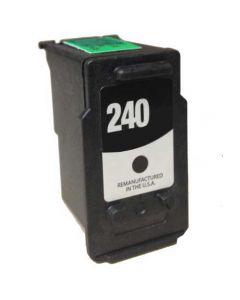 KLM Remanufactured Canon PG-240 Black Ink Cartridge