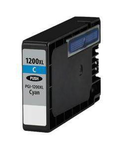 Compatible Canon PGI-1200XL Cyan Ink Cartridge