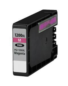 Compatible Canon PGI-1200XL Magenta Ink Cartridge