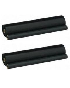 Compatible Brother PC102RF Thermal Fax Ribbon Rolls 2 pack