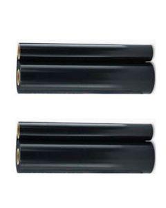 Compatible Panasonic KX-FA133 Thermal Fax Ribbon Rolls 2 pack