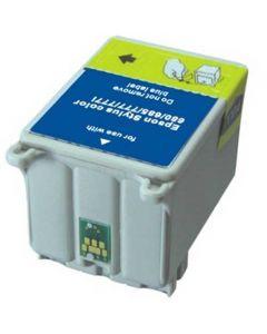 KLM Remanufactured Epson T018 Color Ink Cartridge (T018201)