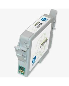 KLM Remanufactured Epson T0342 Photo Cyan Ink Cartridge (T034220)
