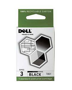 Genuine Dell T0601 Series 3 Black Ink Cartridge