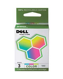 Genuine Dell T0602 Series 3 Color Ink Cartridge