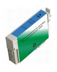 KLM Remanufactured Epson T0792 Cyan Ink Cartridge (T079220)