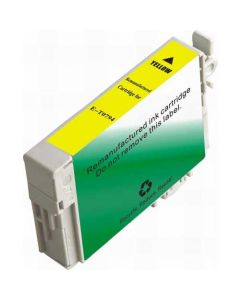 KLM Remanufactured Epson T0794 Yellow Ink Cartridge (T079420)
