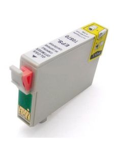KLM Remanufactured Epson T0870 Gloss Optimizer Ink Cartridge (T087020)