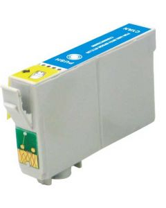 KLM Remanufactured Epson T0882 Cyan Ink Cartridge (T088220)