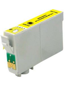 KLM Remanufactured Epson T0884 Yellow Ink Cartridge (T088420)
