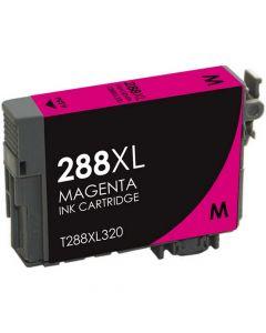 KLM Remanufactured Epson T288XL Magenta Ink Cartridge T288XL320
