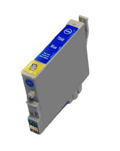 KLM Remanufactured Epson T0549 Blue Ink Cartridge, (T054920)