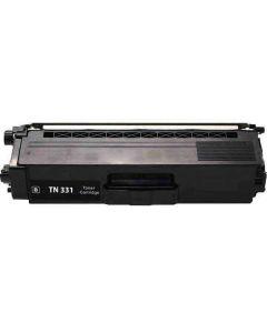 Compatible Brother TN331BK Black Toner Cartridge