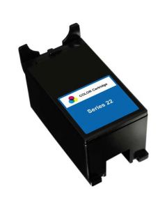 Compatible Dell X738N Series 22 Color Ink Cartridge